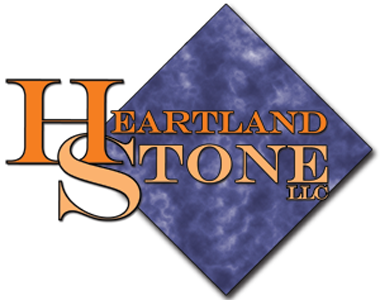 Heartland Stone LLC in Columbia MO logo